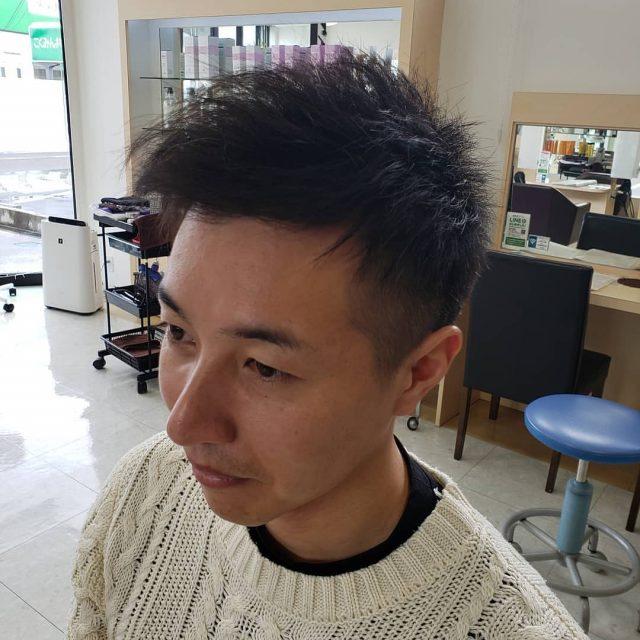 #メンズカット #ショート #ツーブロック #かっこいい髪型  #刈上げ #パルファングループ